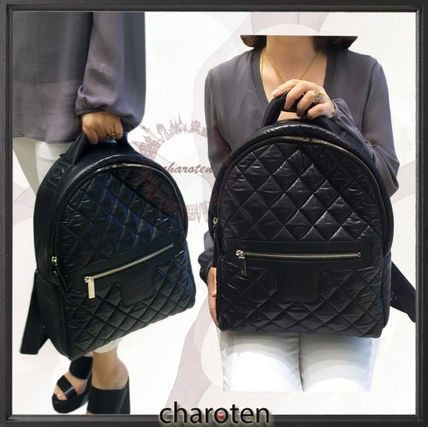 CHANEL マザーズバッグ 【追跡付】驚きの入荷♡争奪戦コココクーンBackpack(3)