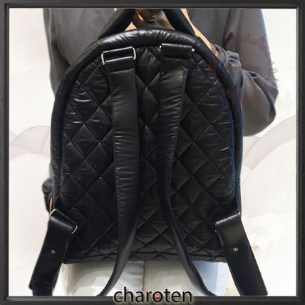 CHANEL マザーズバッグ 【追跡付】驚きの入荷♡争奪戦コココクーンBackpack(4)