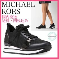 MICHAEL KORS BILLIE KNIT TRAINER ビリー ニットスニーカー