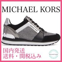 MICHAEL KORS BILLIE PERFORATED SNEAKER ビリー スニーカー