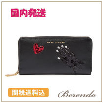 国内発送◆Marc Jacobs Standard Continental Wallet 長財布