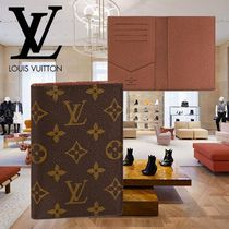18AW Louis Vuitton(ルイヴィトン) COUVERTURE PASSEPORT 茶