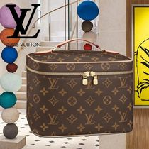 Louis Vuitton(ルイヴィトン) メイクポーチ 18AW Louis Vuitton(ルイヴィトン) TROUSSE DE TOILETTE NICE BB