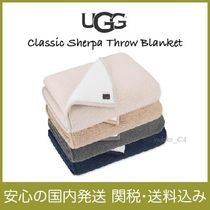 【国内発送】Classic Sherpa Throw Blanketセール