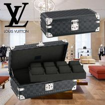 18AW Louis Vuitton(ルイヴィトン) COFFRET 8 MONTRES 時計用 黒