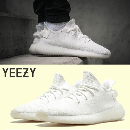 adidas スニーカー Adidas ×Kanye West Yeezy Boost 350 V2 「TRIPLE WHITE」
