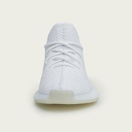 adidas スニーカー Adidas ×Kanye West Yeezy Boost 350 V2 「TRIPLE WHITE」(13)