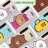 LINE FRIENDS スマホケース・テックアクセサリー iPhone XS/X/XR/XS Max ケース LINE FRIENDS LIGHT UP CASE(15)