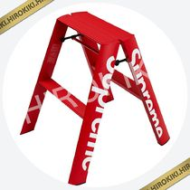 【18AW】Supreme Lucano Step Ladder ステップラダー 脚立 Red