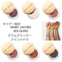 MARC JACOBS(マークジェイコブス) アイメイク ホリデー限定☆MARC JACOBS☆SEE-QUINS☆グリッターアイシャドウ