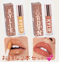 【THE KYLIE X JORDYN COLLECTION 】グロス2本セット
