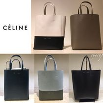 ★選べるカラー★【CELINE】 Small Vertical Bi-Cabas (関税込)