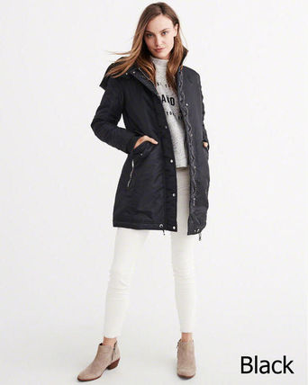 完売品 SHINY PARKA PUFFER JACKET