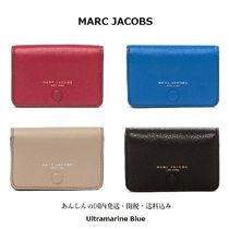 MARC JACOBS【国内発送】Empire City Business レザー CARD CASE