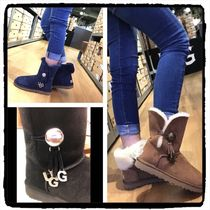 ★SALE★UGG BAILEY BUTTON UGG CHARM ショートブーツ