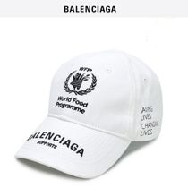 新作*送料関税込 BALENCIAGA World Food Programme cap