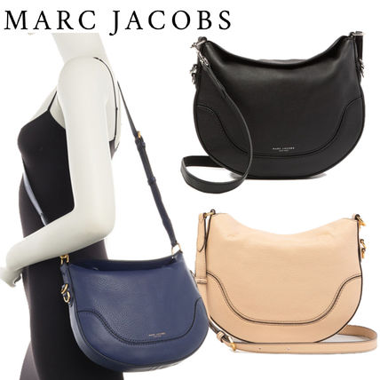 【MARC JACOBS】The Small Driferレザークロスボディーバッグ