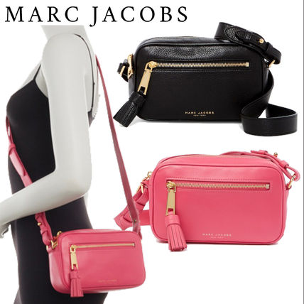 【MARC JACOBS】Zoom Leatherクロスボディーバッグ 2色