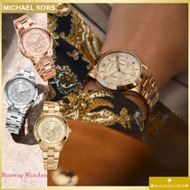 【新作★VIP SALE】Michael Kors Runway Watches3色