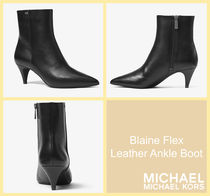 [セール]マイケルコース☆Blaine Flex Leather Ankle Boot