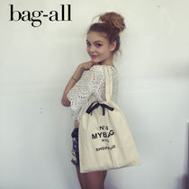 NY発★Bag-all★インスタ映え! MY SHOPPING TOTE 関送込み