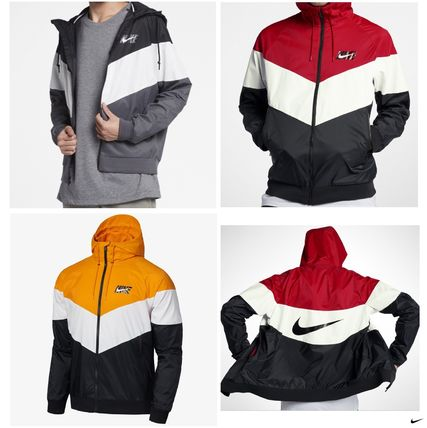 18FW新作★Nike(ナイキ)NSW WINDRUNNER JACKET