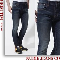 nudie jeans co ストレッチ ジーンズ grim-tim-112640