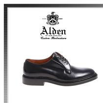 18AW新作★ALDEN Derby Leather Cordovan