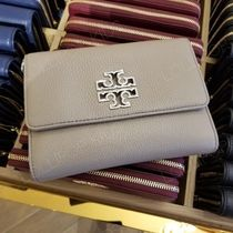 2018AW♪ Tory Burch ★ BRITTEN CHAIN WALLET