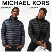【MICHAEL KORS】☆新作☆ Quilted Nylon Packable Down Jacket