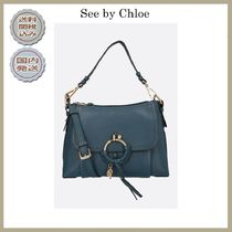 2018-19AW See by Chloe small Joan leather bag