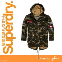 【日本未上陸】Superdry Rookie Oversized Parka