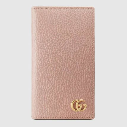 GUCCI スマホケース・テックアクセサリー 追跡有り配送!GUCCI(グッチ) GG Marmont iPhone7/8 wallet case(2)