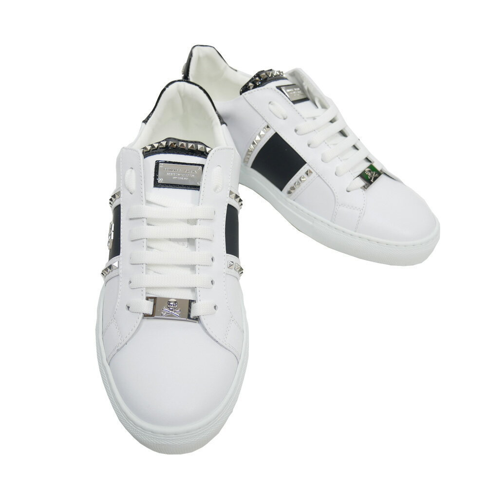 Style Plain Leather Sneakers