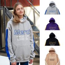 ACOVER(オコボ) パーカー・フーディ 【ACOVER】MERC SIDE LINE HOODIE (4color) - UNISEX