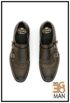 CHURCH'S DOUBLE MONK LACE-UPS