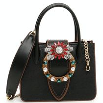 MM678 MIU LADY TOTE BAG
