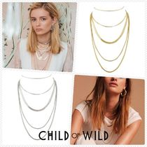 Child of Wild(チャイルド オブ ワイルド) ネックレス・ペンダント 【セレブ愛用】Child of Wild/Cascading Snake Chain Necklace