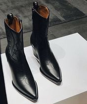 NEW DIOR◆Western Boots◆