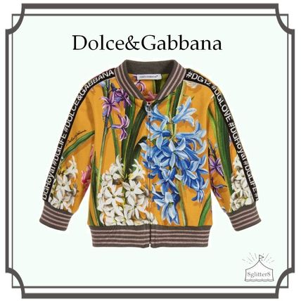 Dolce&Gabbana☆Baby MILANO CENTRALジップアップトップ