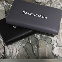 VIPセール関税込【BALENCIAGA】Shopping Continental Zip Around