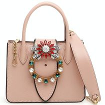 MM679 MIU LADY TOTE BAG
