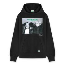 GUESS GREEN LABELxRICKY POWELL コラボフーディ KEITH+ANDY