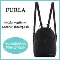 【国内発送】Frida Medium Leather Backpackセール