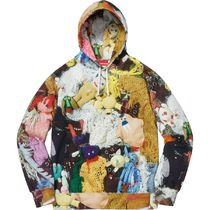 Supreme Mike Kelley More Love Hours Hooded Sweatshirt AW 18