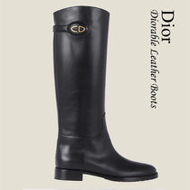 Dior DIORABLE レザー ブーツ