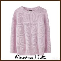 MassimoDutti♪OPEN KNIT SWEATER