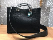 Large Lady Dior お仕事Bag in Black