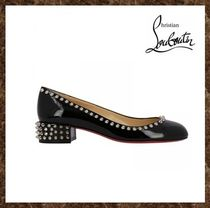 Christian Louboutin★Agnes Mid High パンプス★送料込み