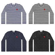 COMME des GARCONS(コムデギャルソン) Tシャツ・カットソー 【国内発送】COMME des GARCONS ロングTシャツ